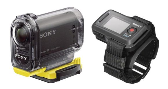 Sony AS100 Forrás: MyActionCam.hu
