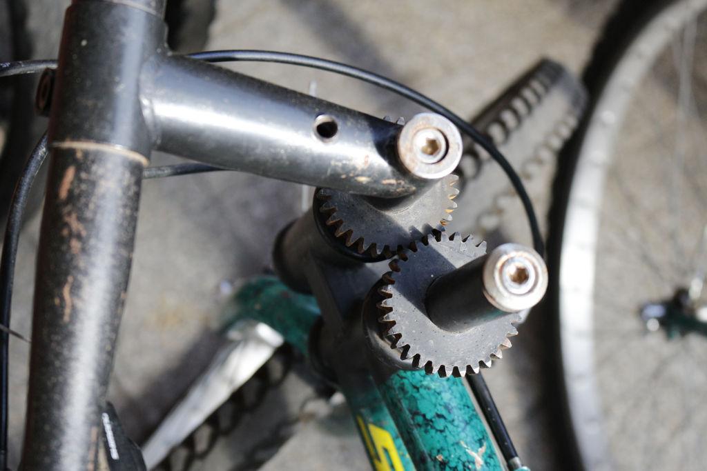 Tréfás kerékpárok Forrás: Mozgásvilág.hu