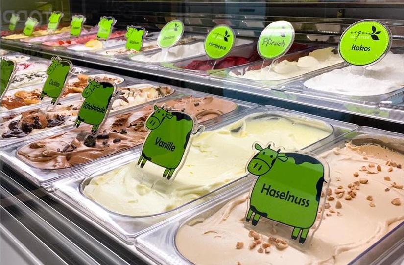 Fagylalt választék