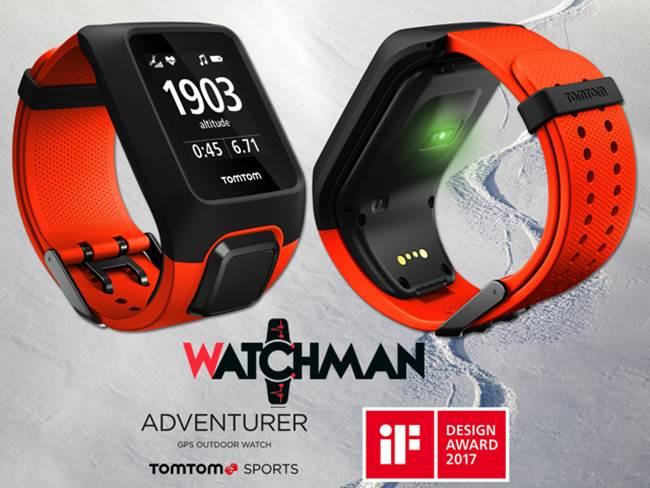TomTom Watchman