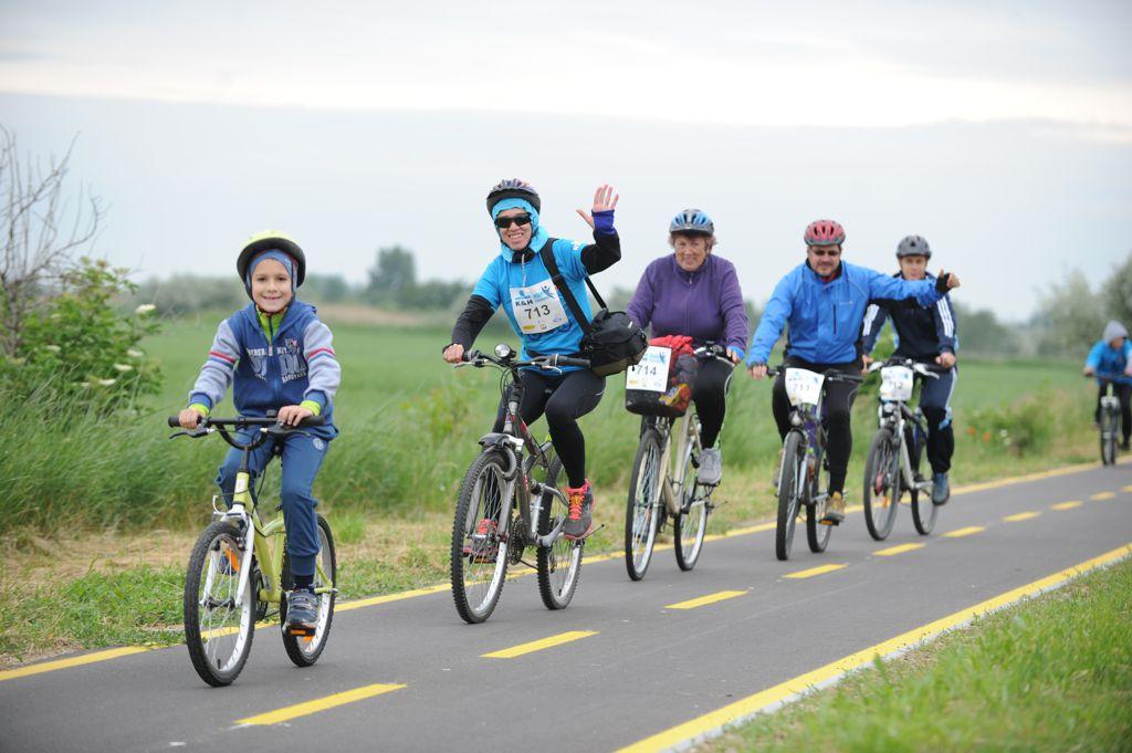 3. K&H mozdulj! kerékpáros nap Forrás: Futanet.hu