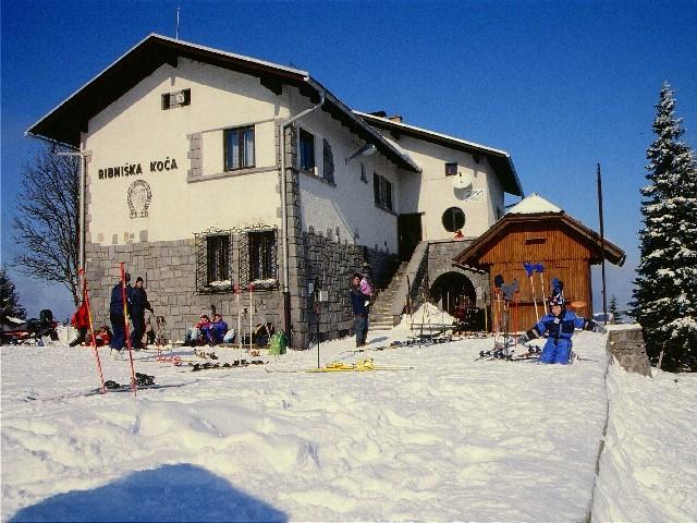 Forrás: Ribniska vendégház