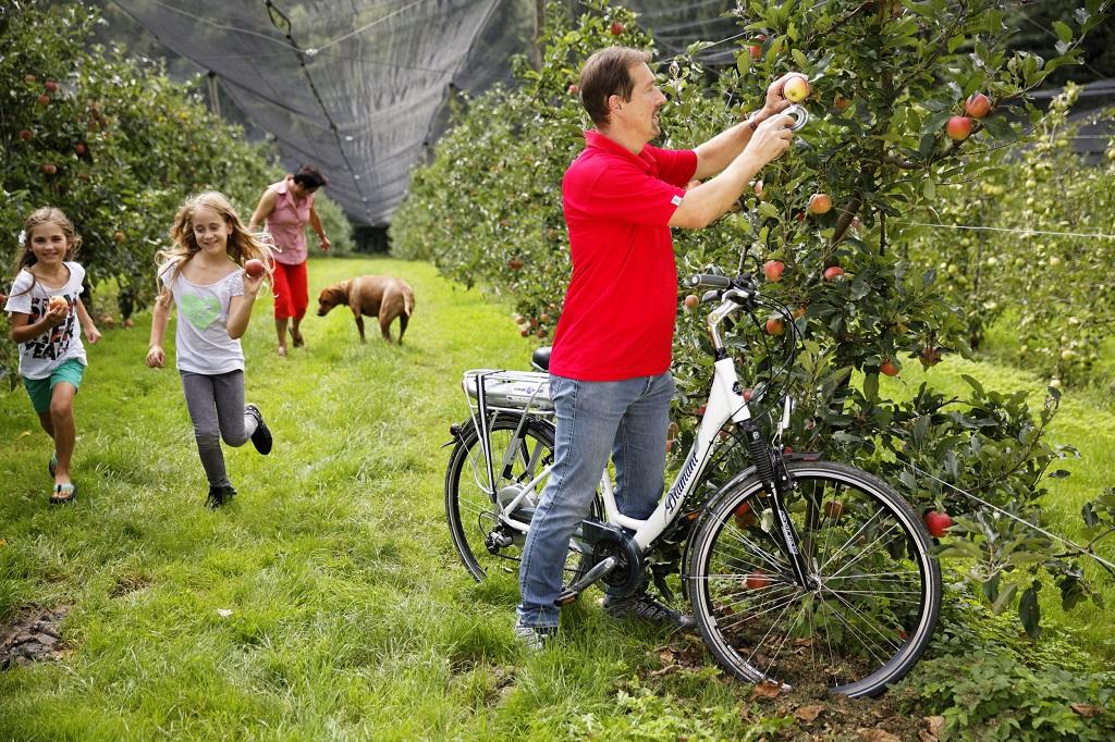 Családi e-bike túra Forrás: (c) Oststeiermark Tourismus, Bernhard Bergmann