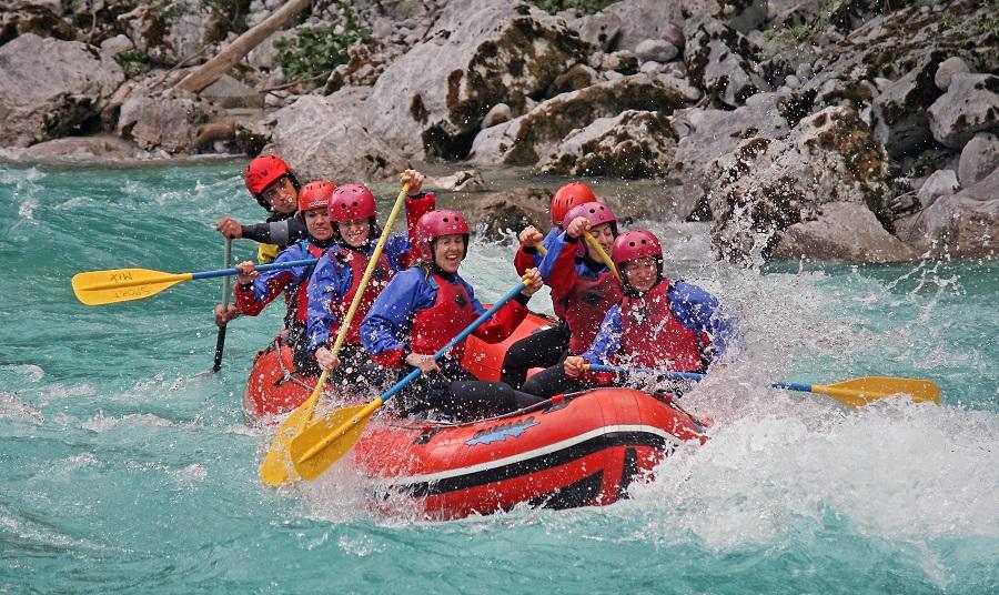 Rafting a Socán Forrás: (c) Sport Mix