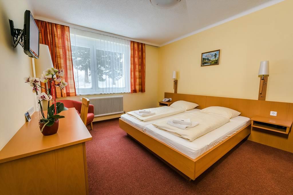 Szoba Forrás: (c) Hotel Sonnhof Hohentauern
