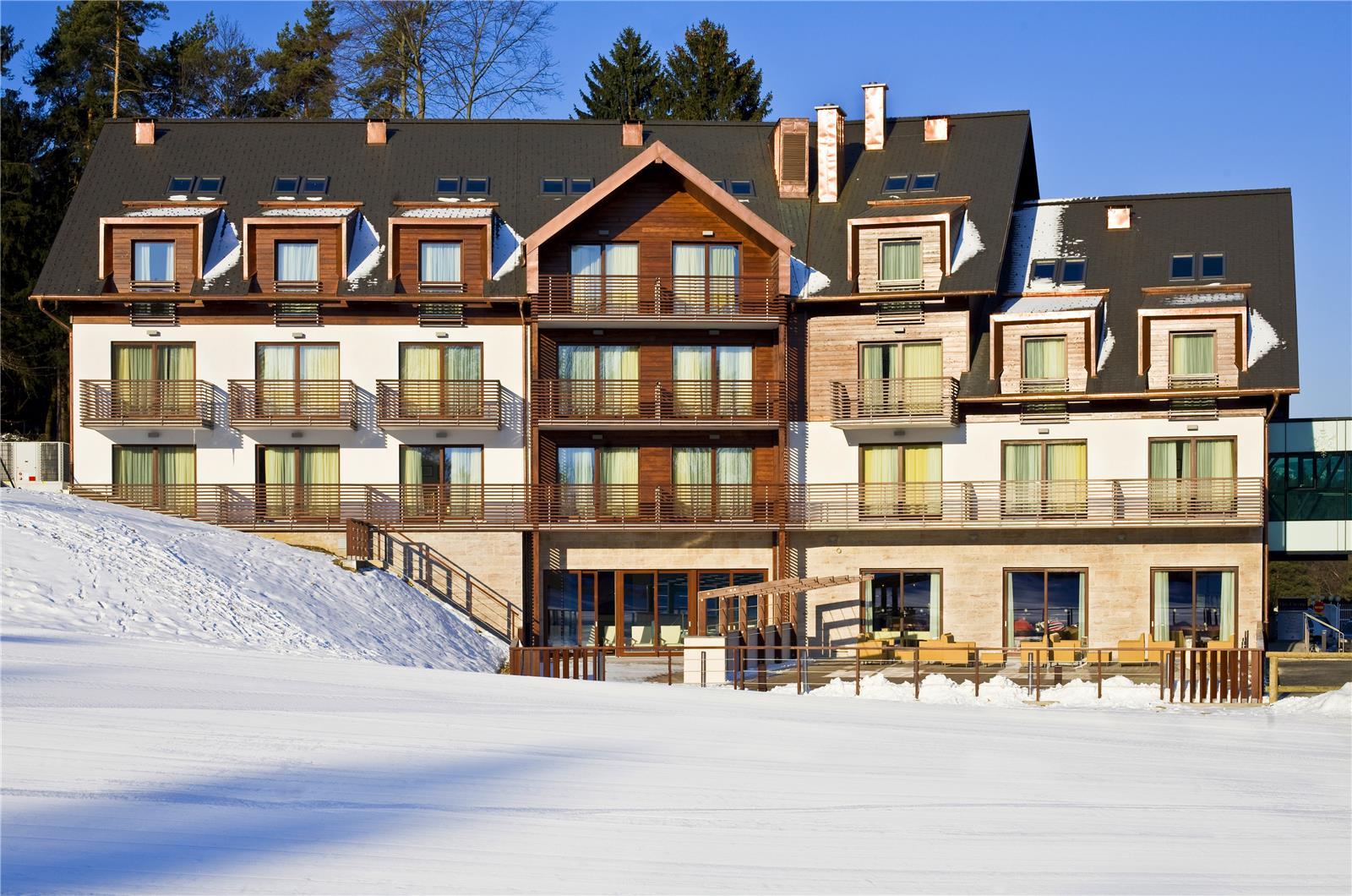 Hotel Arena Forrás: www.szloveniainfo.hu