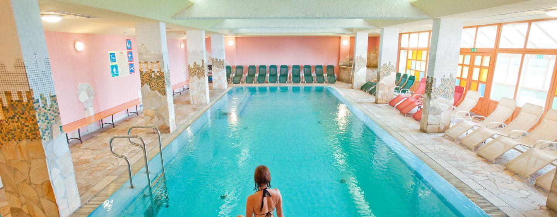 Hotel Planja wellness Forrás: www.szloveniainfo.hu
