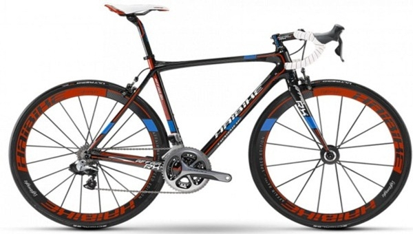 Haibike Affair RX Pro országúti kerékpár