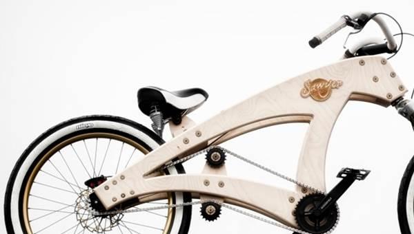 Sawyer puzzle cruiser kerékpár