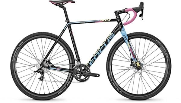 Focus Mares CX 1.0 Cyclocross kerékpár 2014