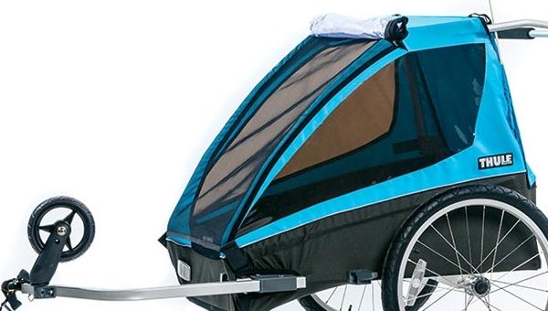 Thule Chariot Coaster kerékpár utánfutó