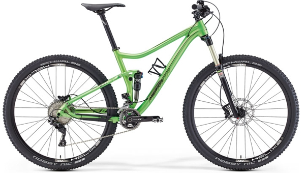 Merida One-twenty 9.XT edition