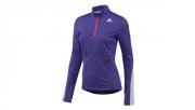 adidas trail hybrid Climawarm női futófelső