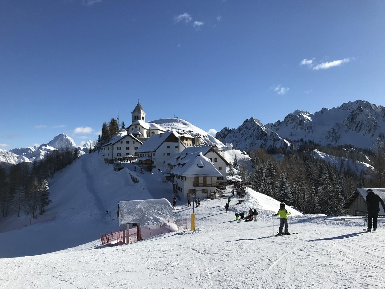 Monte Lussari falu