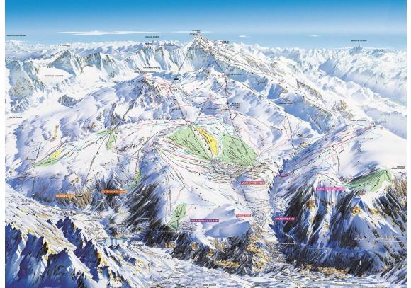 Alpe d' Huez - Auris en Oisans - Oz en Oisans - Vaujany
