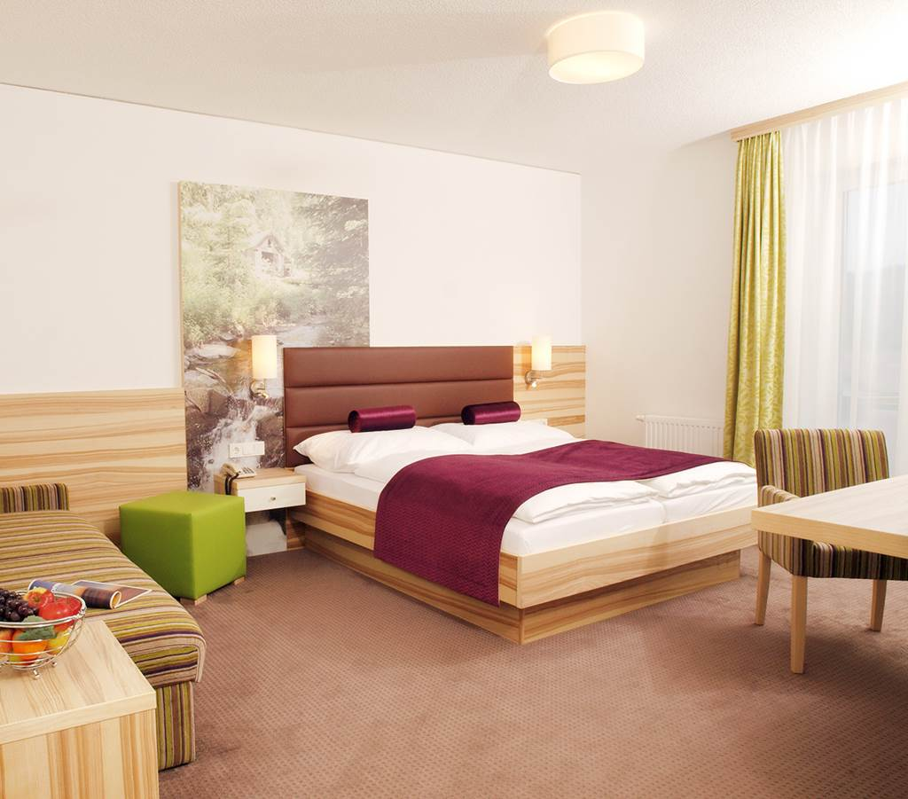 Szoba a Paunger szállodában Forrás: (c) Hotel Paunger