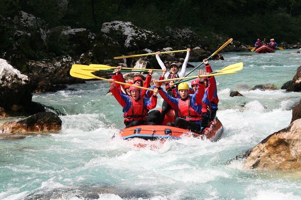 Rafting ForrĂĄs: www.sportmix.si