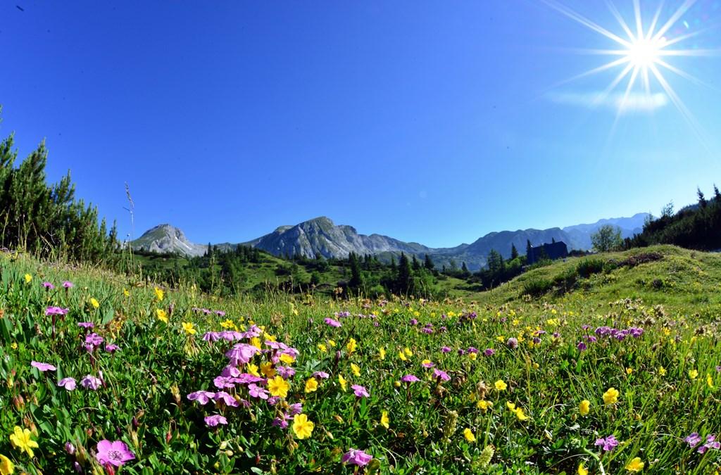 Mesés hegyek Magas-Stájerországban Forrás: TRV HOCHsteiermark (c) Heinz Toperczer
