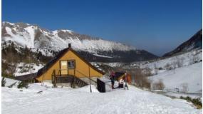Magas-Tátra gyalogtúra: Zöld-tavi menedékház
