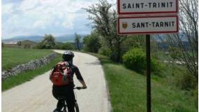 Provence kerékpártúra