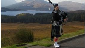 Skócia aktív-körutazás
