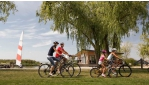 B10 Fertő tó kerékpárút