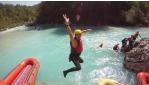 Rafting, canyoning, zip-line a Sočán és Bovecben ősszel is!