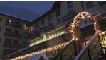 Cortina d Ampezzo négycsillagos úszómedencés wellness hotel