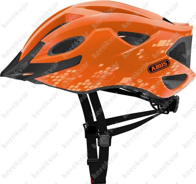 Abus S-Cension fejvédő narancssárga