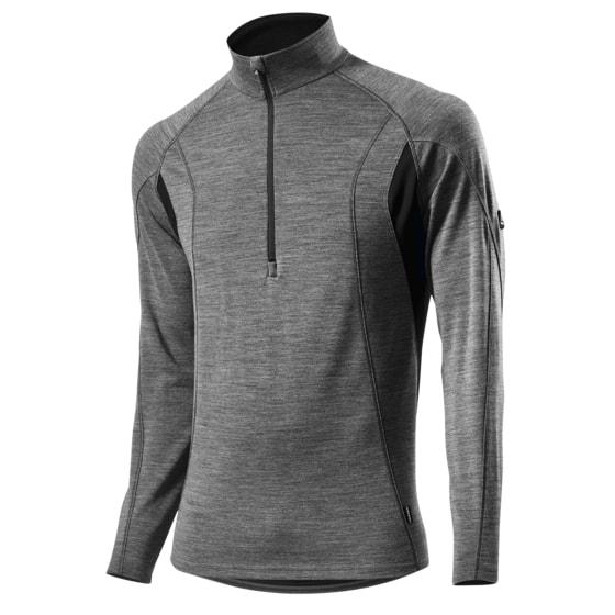 Löffler Transtex Merino Zip-Sweater CB
