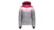 CMP Woman Jacket 0786 női síkabát, szürke-pink