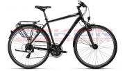 -33.000Ft Cube Touring trekking kerékpár 2016', fekete