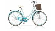 Cross Picnic City női kerékpár világos kék 2017