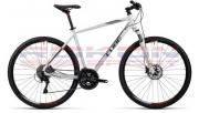 -60.000FT Cube Nature Pro cross trekking kerékpár 2016', fehér