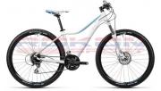Cube Access WLS Pro 27,5 női mtb kerékpár 2016', fehér