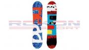 Head Rowdy Jr. snowboard
