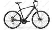 Merida Crossway 20MD Cross Trekking kerékpár fekete 2018