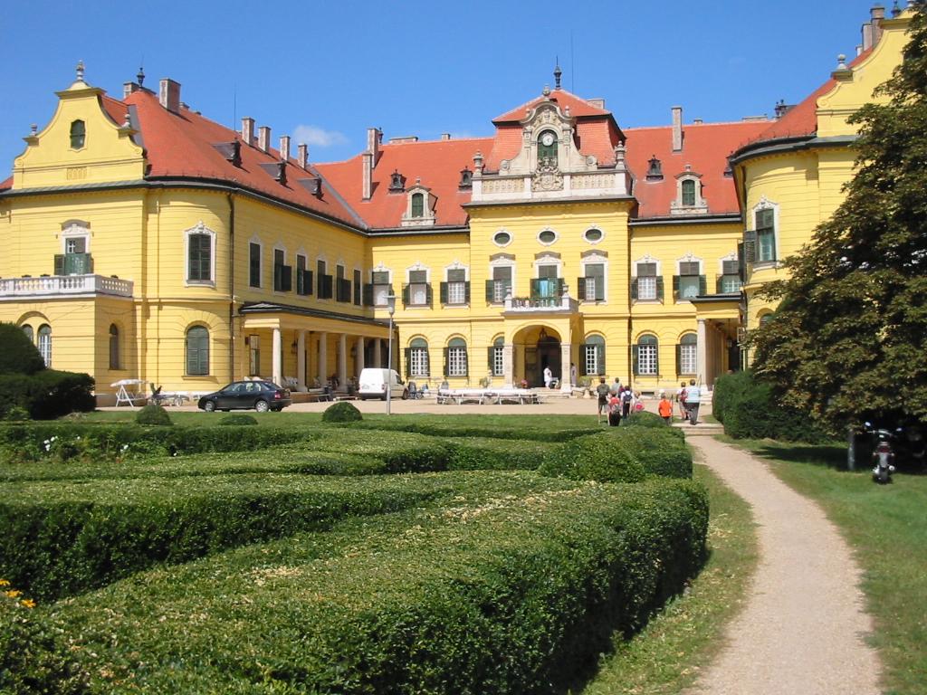a nagymágocsi Károly-kastély