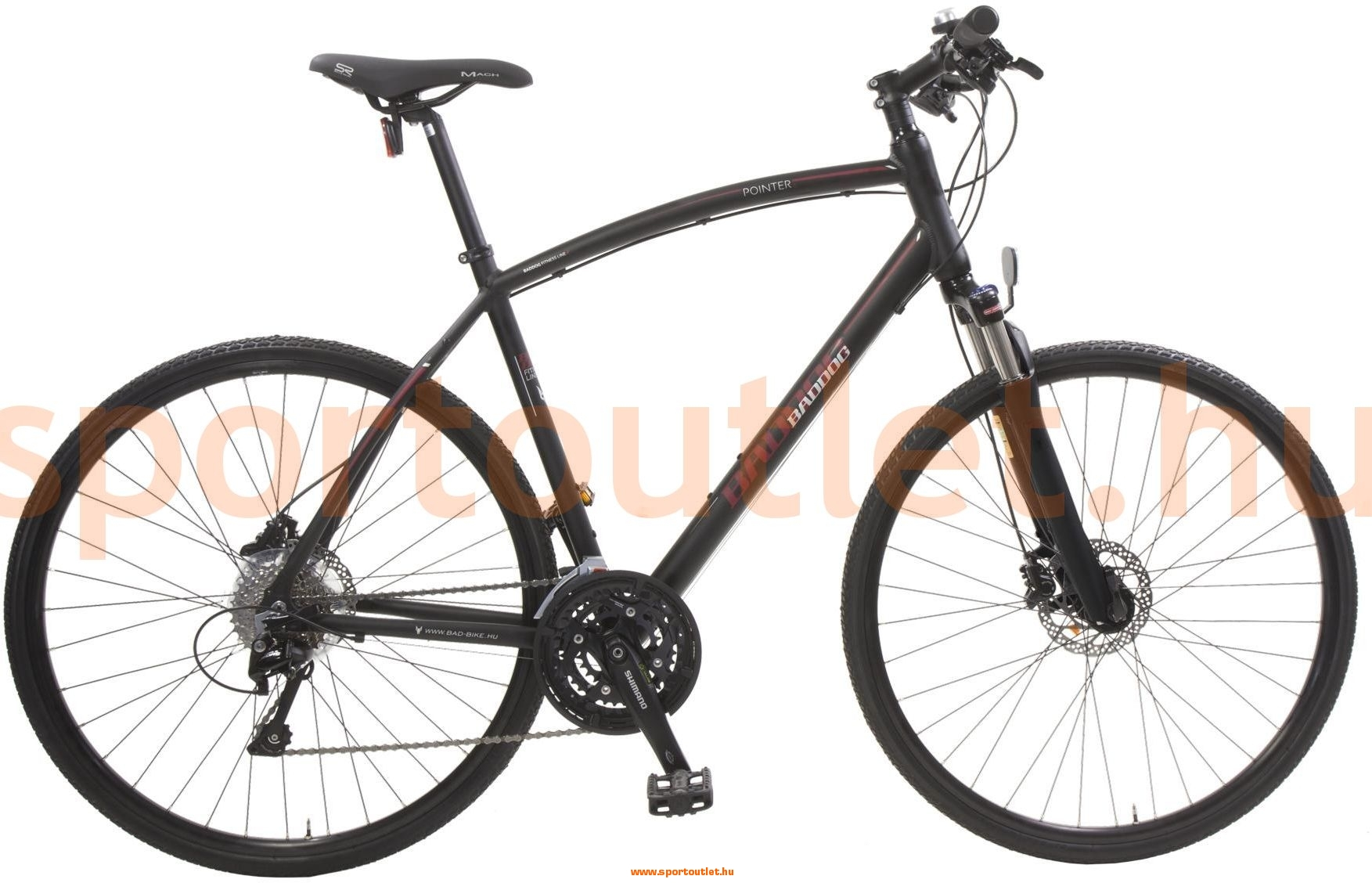 Baddog Pointer S kerékpár