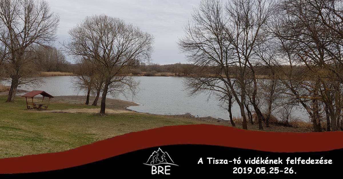 BRE - Tisza-tó