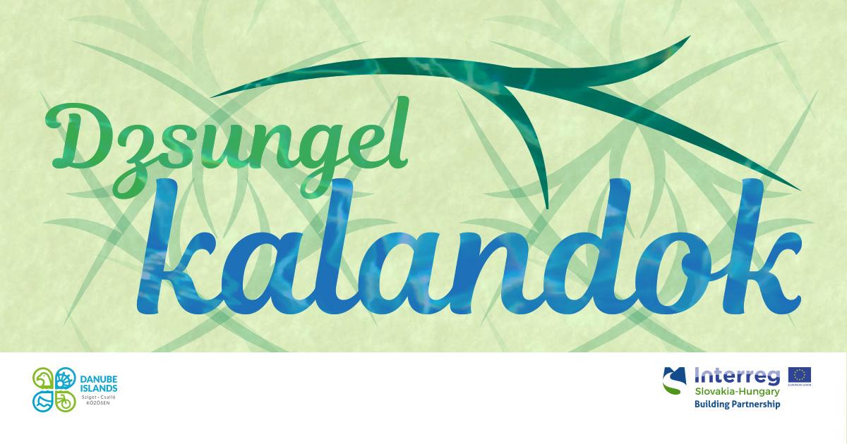 Dzsungel Kalandok logo
