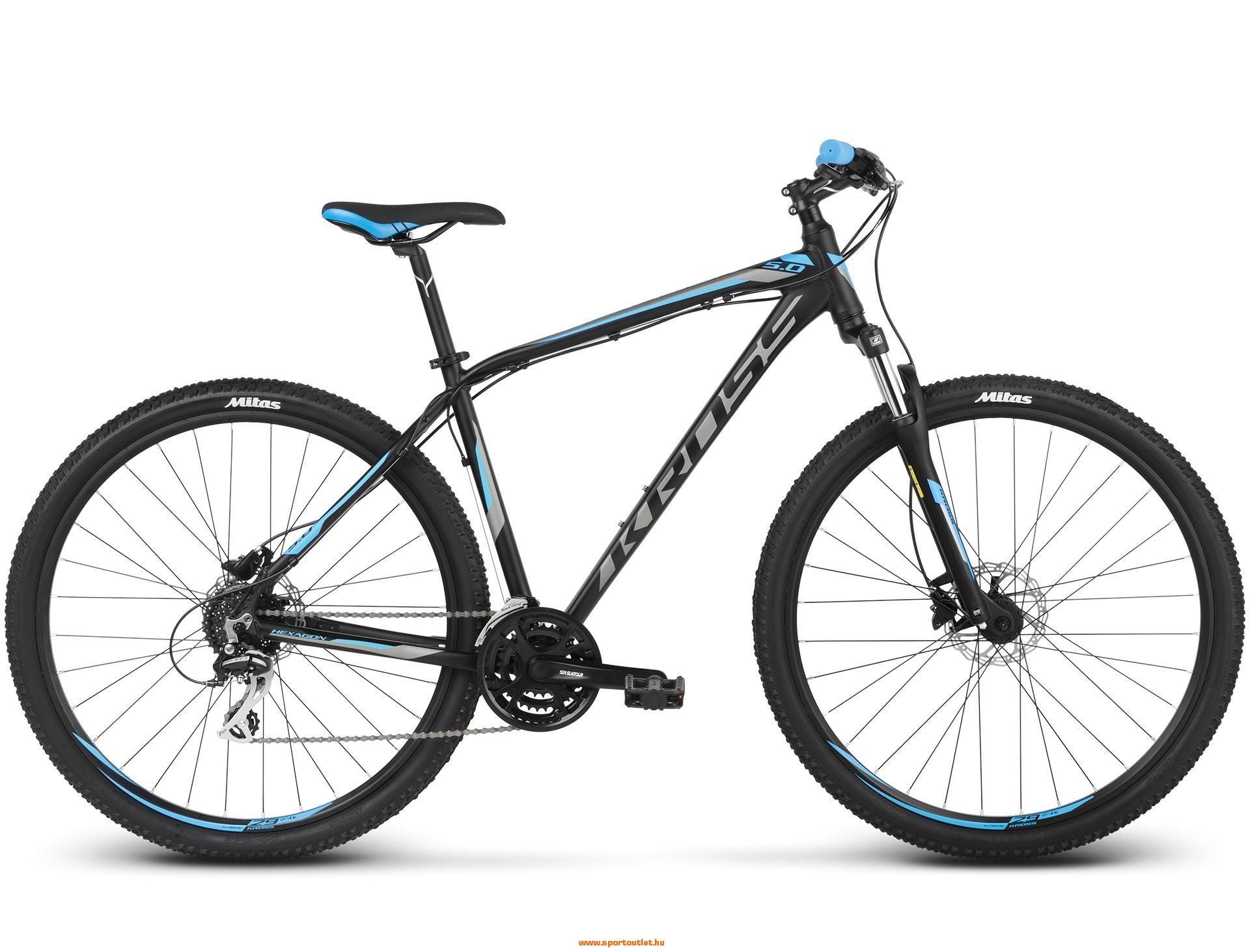 Kross hexagon 5.0 kerékpár