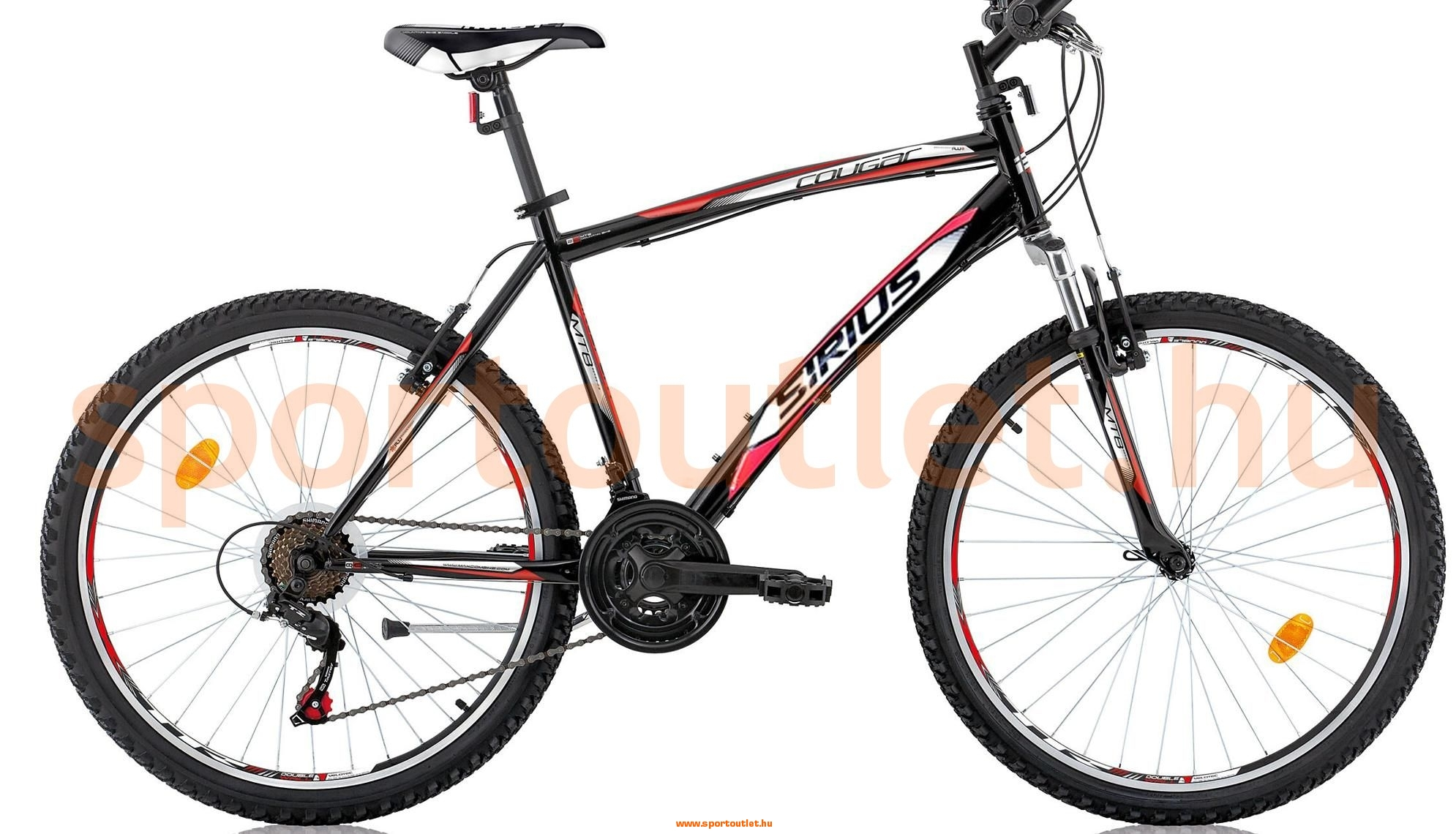 Sirius Cougar FS (Sprint Jaguar) kerékpár