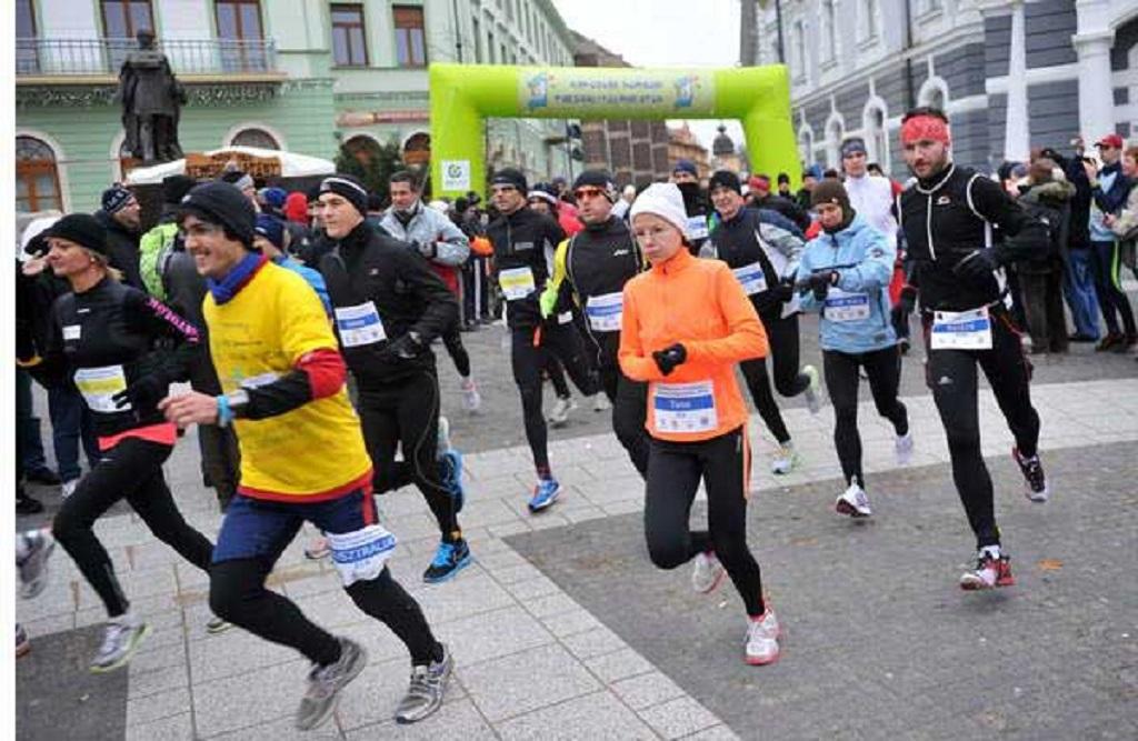 Farsangi Félmaraton Kaposvár