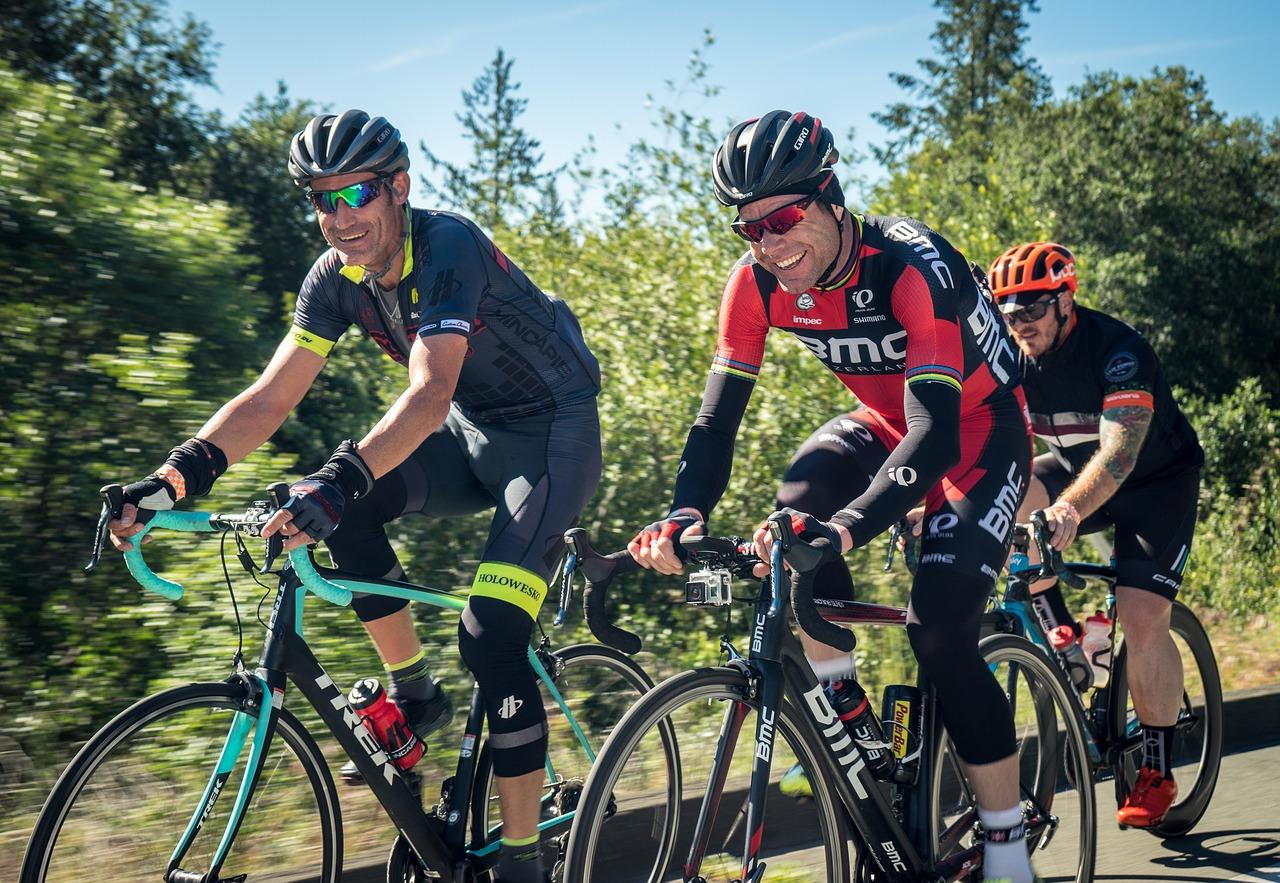 Kerékpáros edzőtábor
