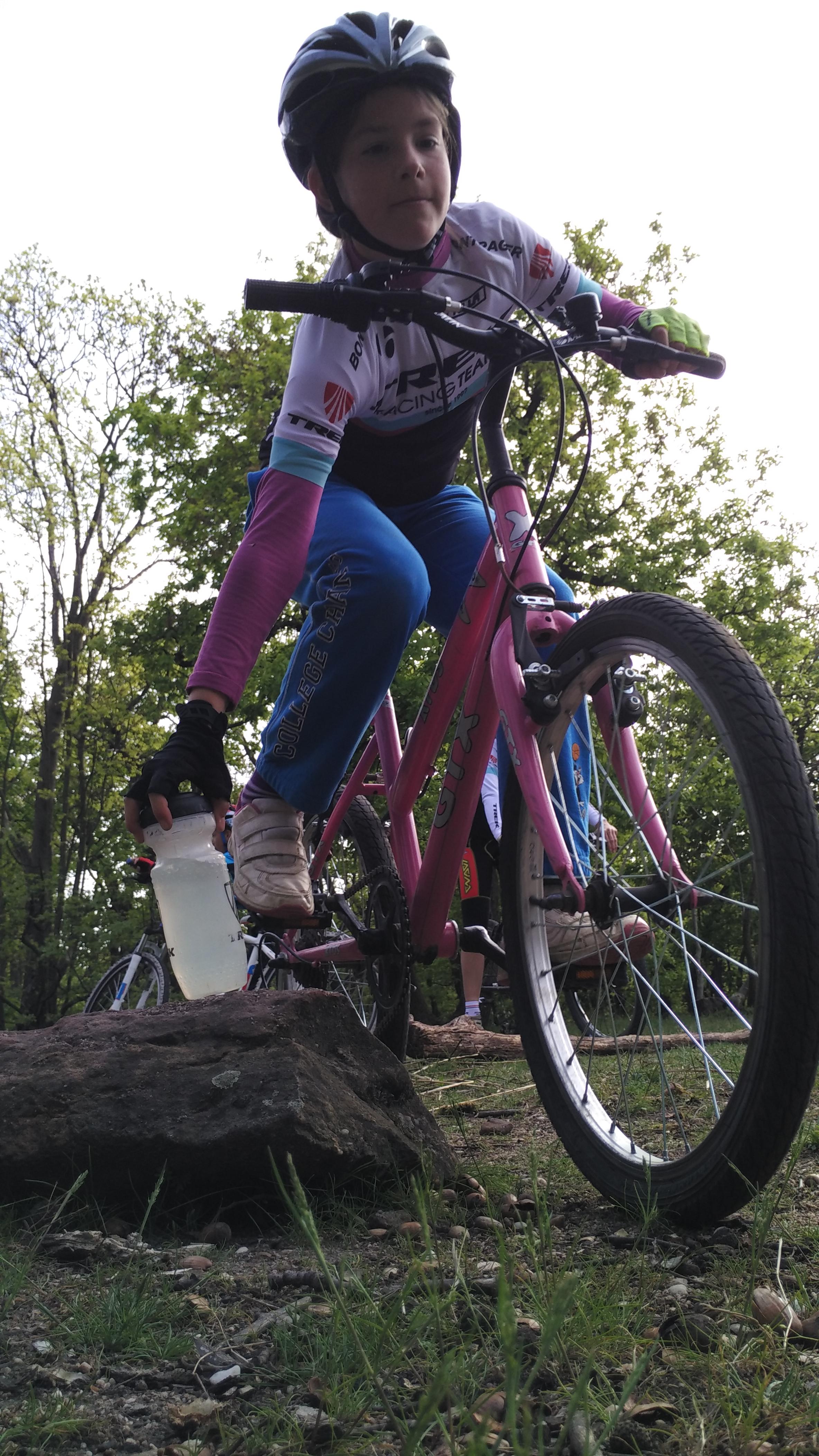 TREK Kerékpáros Gyermektábor a Börzsönyben