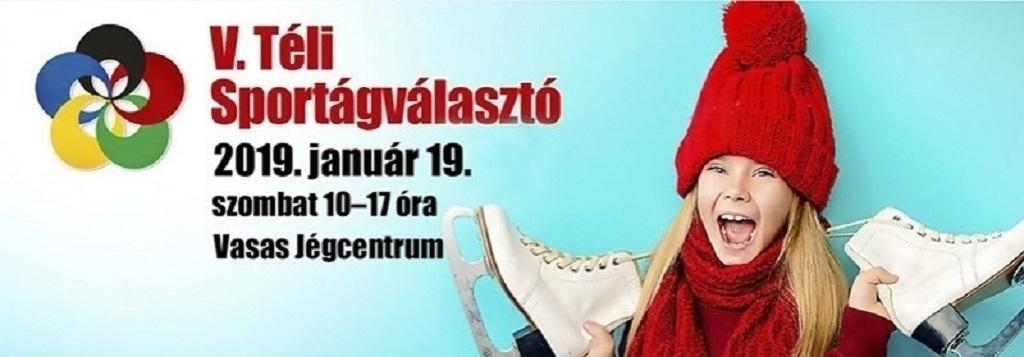 Téli Sportágválasztó január 19.-én!