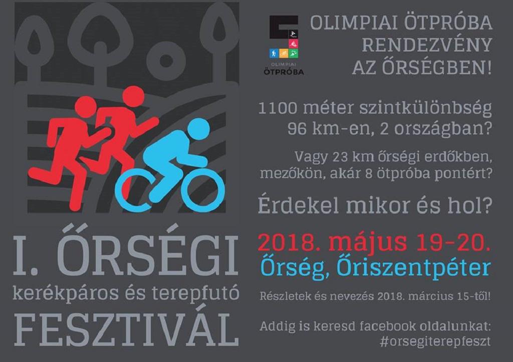 Őrségi Kerékpáros és Terepfutó Fesztivál