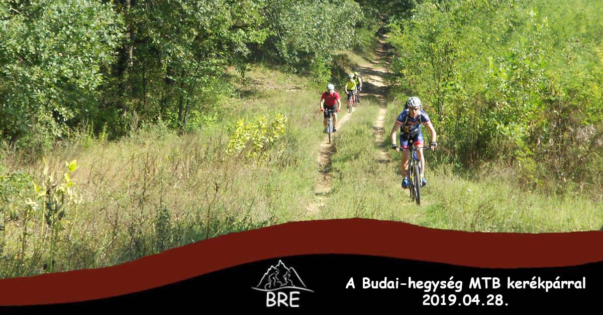 BRE - Budai-hegység MTB