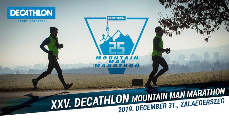 XXV. Egerszegi Decathlon Mountain Man Marathon